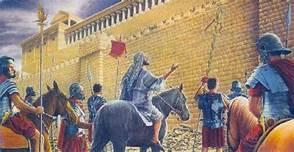 Rome contre Jérusalem, de Nik Wansbroughl