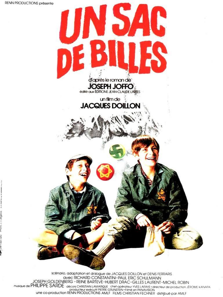 Un sac de billes, de Jacques Doillon
