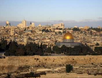 Israël, de Tel Aviv à Jéricho, de Christophe Schwaiger, Damien Pourageaux
