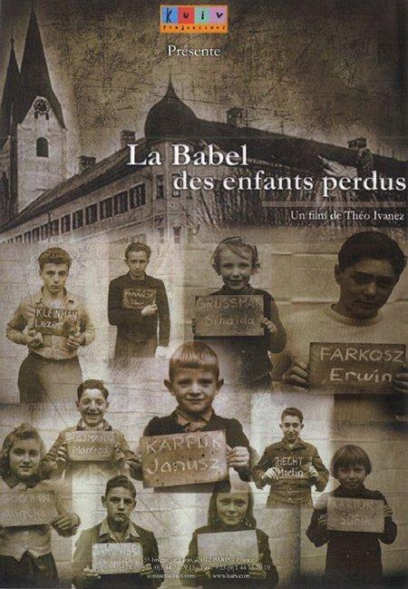 La Babel des enfants perdus, de Théo Ivanez