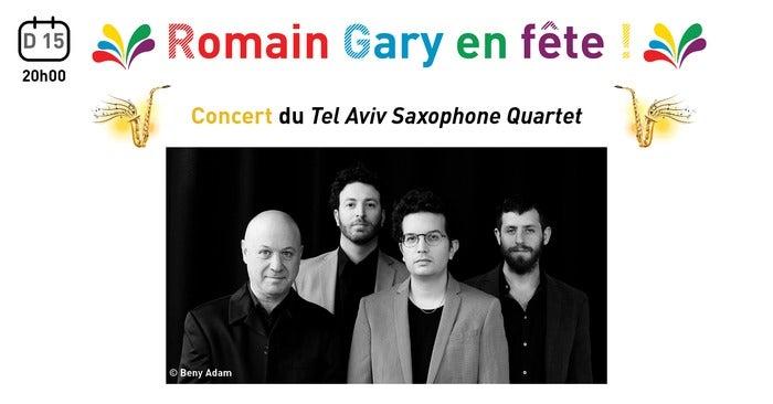 Tel Aviv Saxophone Quartet