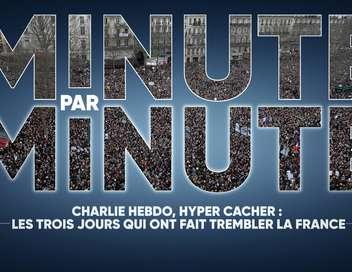 Charlie Hebdo, hyper cacher : les trois jours qui ont fait trembler la France, de  Stéphanie Renouvin