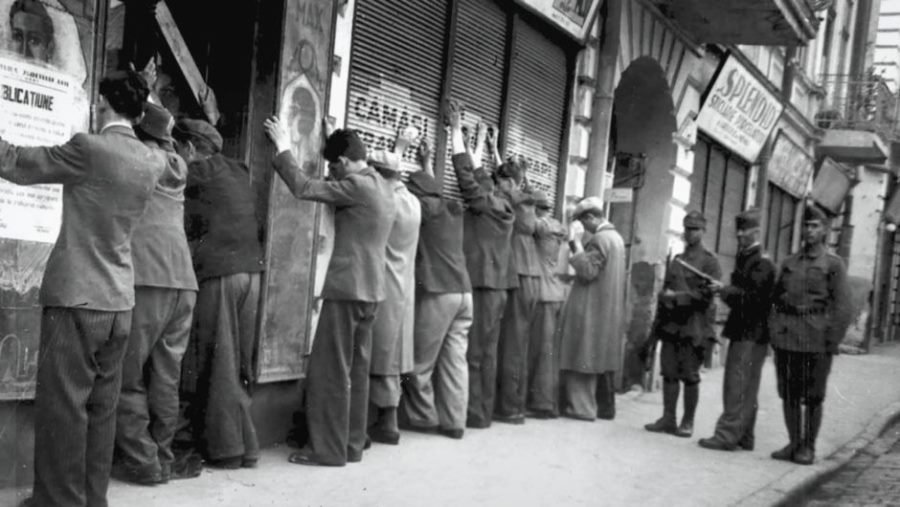 La mort en face, le pogrom de Iasi, de William Karel et Nellu Cohn