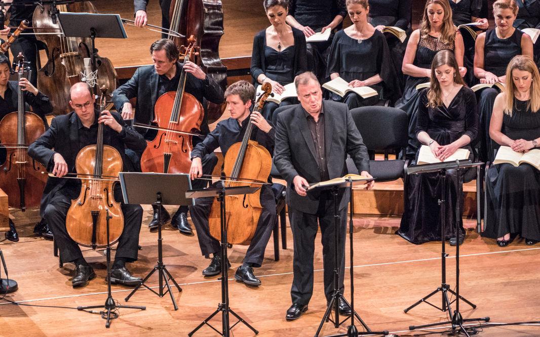 Samson de Haendel au Festival Misteria Paschalia de Cracovie
