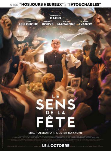 Le sens de la fête, d'Olivier Nakache et Eric Toledano