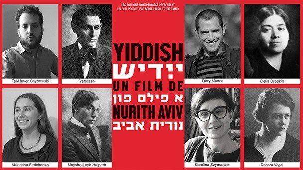 Yiddish, de Nurith Aviv