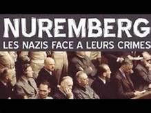 Le procès de Nuremberg, les nazis face à leurs crimes,  de Christian Delage