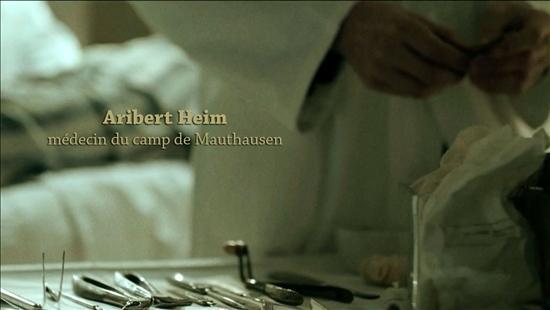 Aribert Heim, médecin du camp de Mauthausen