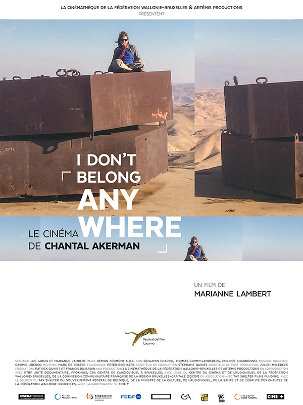 Le cinéma de Chantal Akerman, de Lambert Marianne