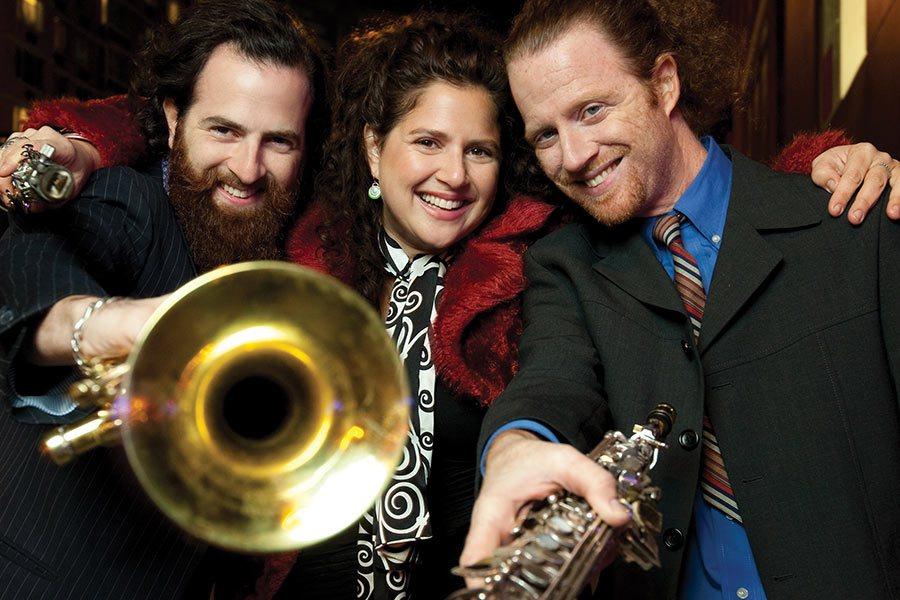 3 Cohen sextet au festival Jazz à la Villette
