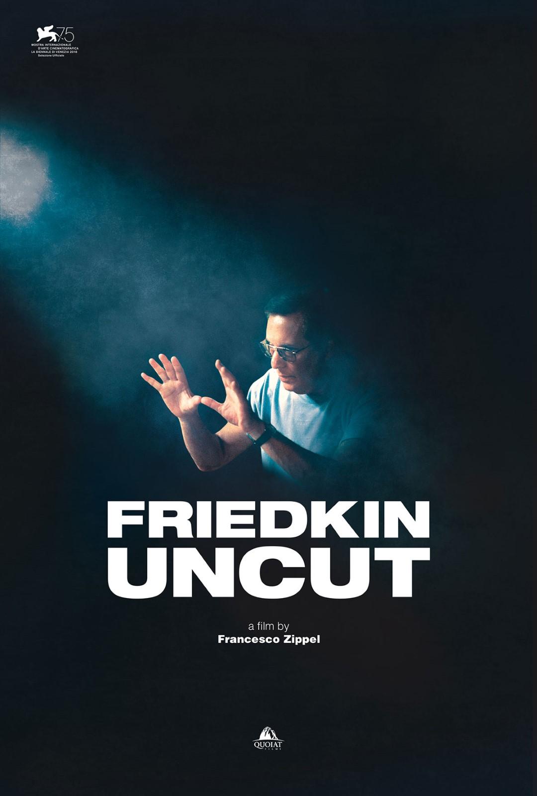 Friedkin Uncut, de Francesco Zippel
