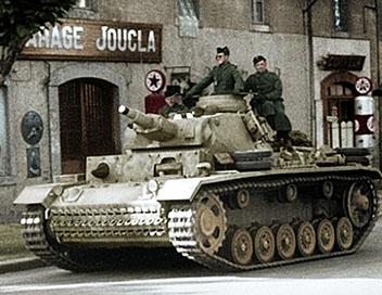 1945, Le temps du retour, de Cédric Gruat