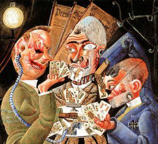 Otto Dix ou le regard impitoyable, de Nicola Graef