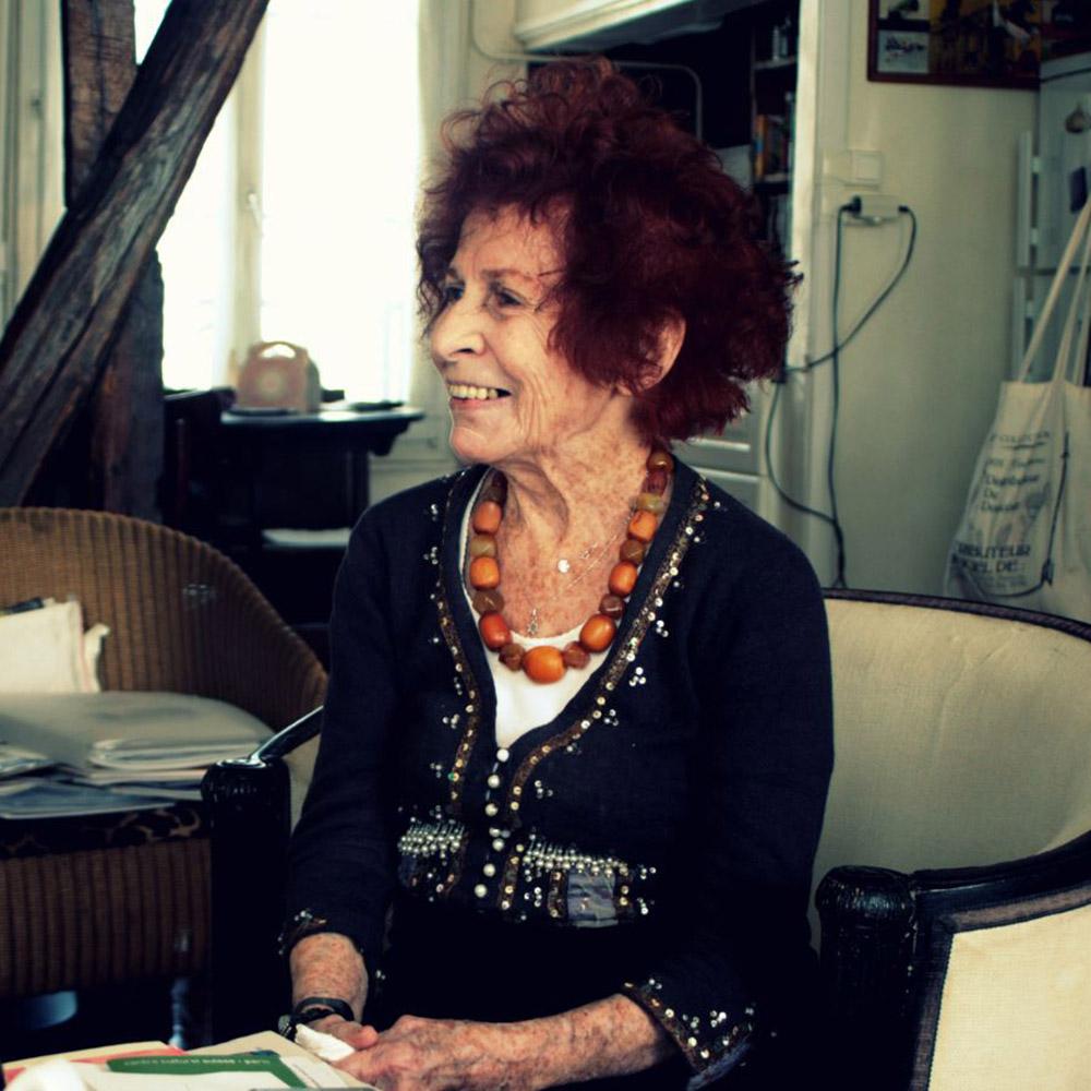 Marceline, une femme, un siècle, de Cordelia Dvoràk