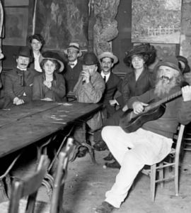 Expo virtuelle: Paris, Les Années Lumineuses 1905-1930, de Perry Miller Adato