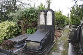 Le carré juif du cimetière du Dieweg