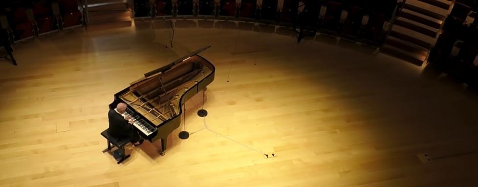 Moment musical à la Boulez Saal de Berlin, avec Daniel Barenboim