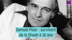 Samuel Pisar : survivant de la Shoah à 16 ans