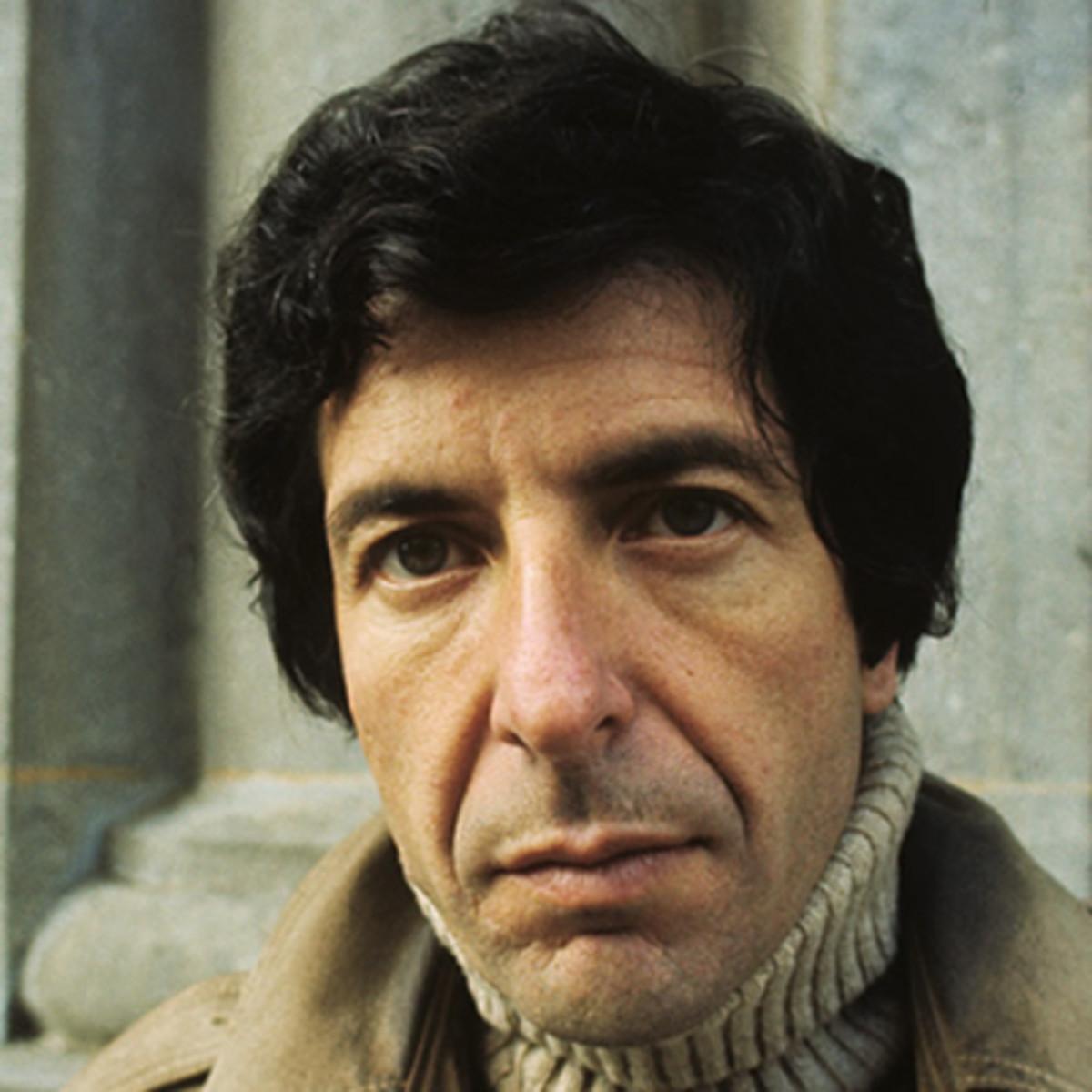 Léonard Cohen - Bird on a Wire, de Tony Palmer