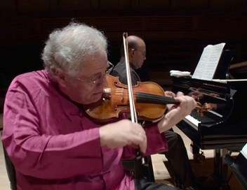 Itzhak Perlman, une vie pour la musique, de Alison Chernick