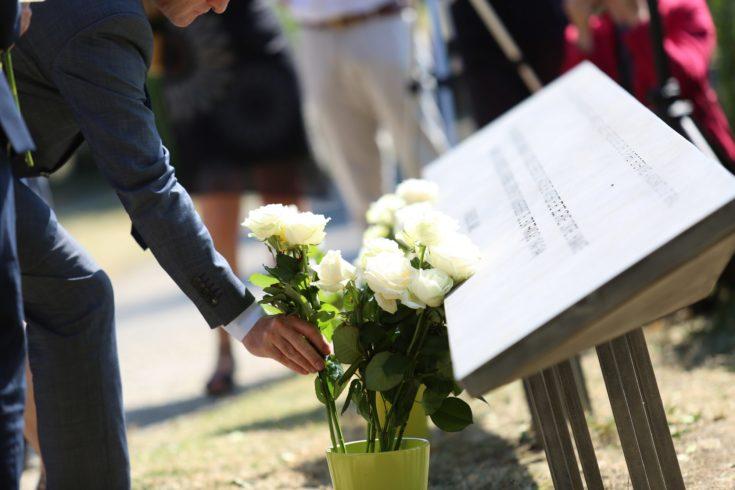 Journée nationale en mémoire des victimes des crimes racistes et antisémites de l'Etat Français et hommage aux justes de France