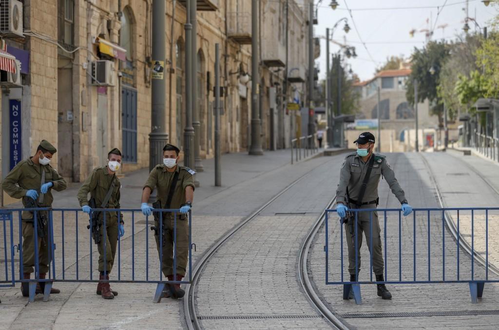 Jérusalem au temps du coronavirus