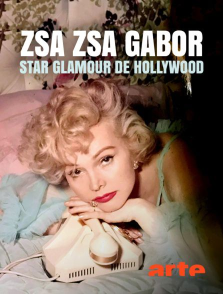 Zsa Zsa Gabor - Star glamour de Hollywood