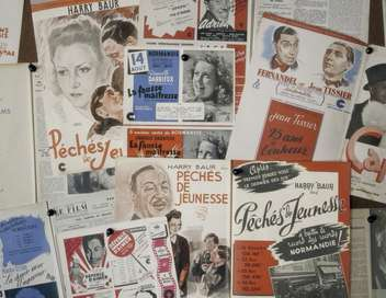 1940 - Main basse sur le cinéma français, de Pierre-Henri Gibert