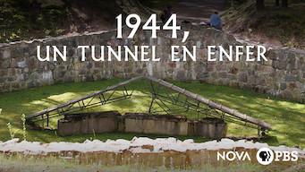 1944, un tunnel en enfer, de  Paula S. Apsell, Kirk Wolfinger