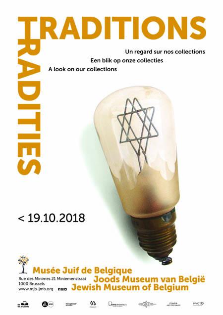 Traditions, Le Musée juif de Belgique revisite ses collections