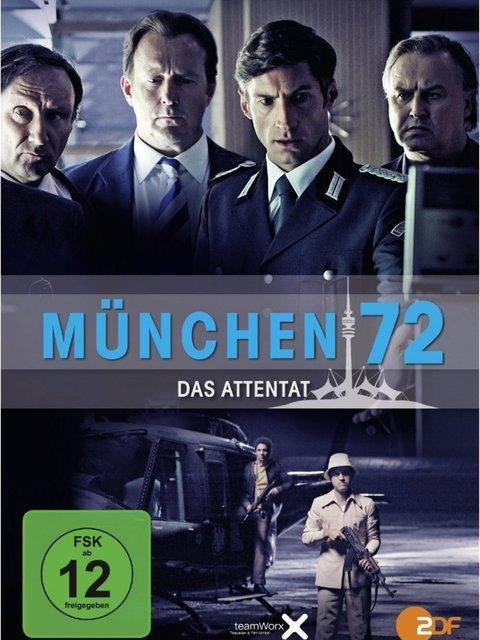 Munich 72, de Dror Zahavi