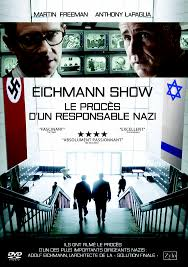 Eichmann Show le procès d'un responsable nazi, de Paul Andrew Williams