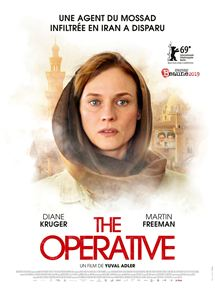 The Operative de Yuval Adler