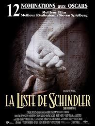 La liste de Schindler, de Steven Spielberg
