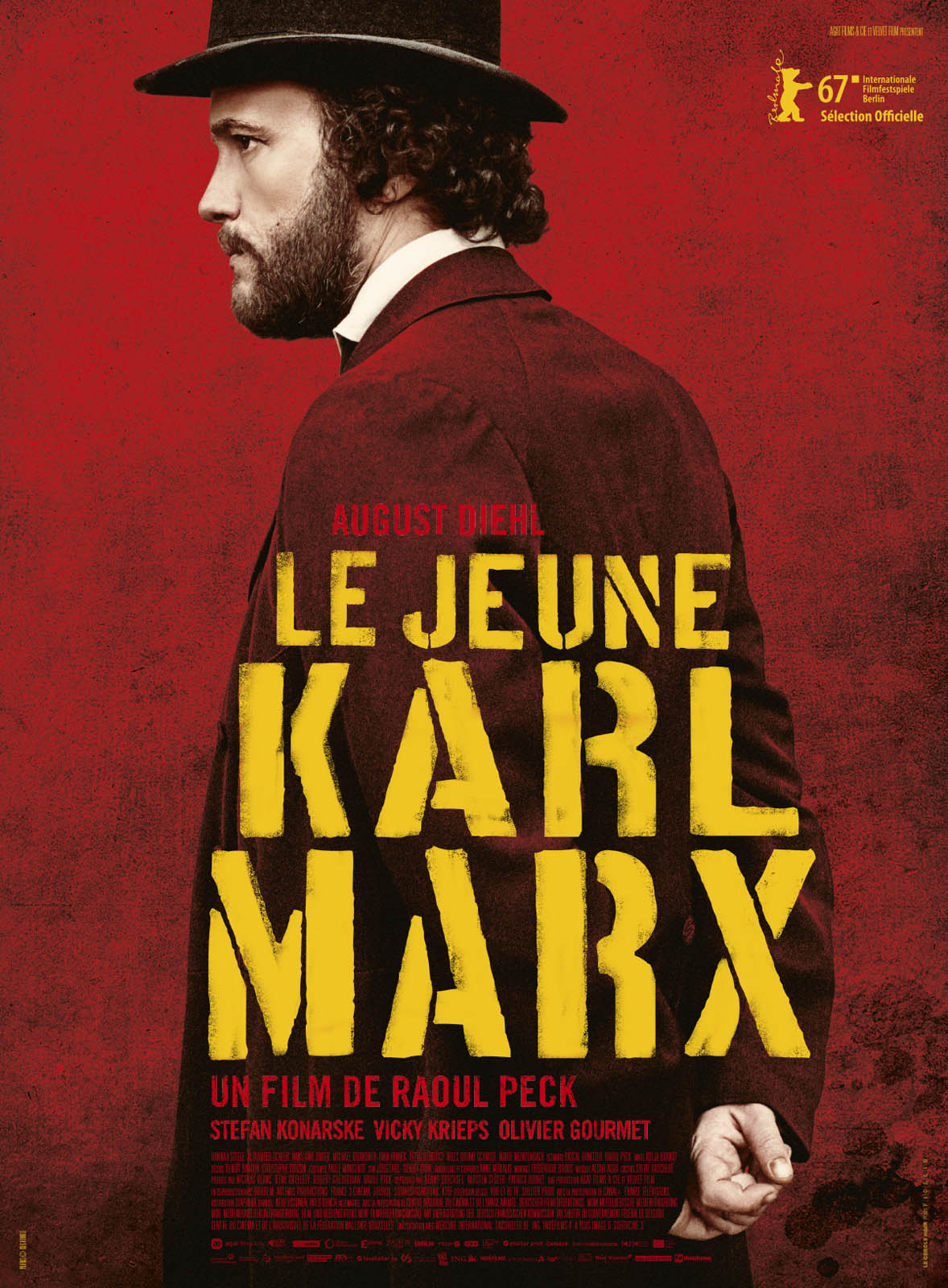 Le jeune Karl Marx, de Raoul Peck