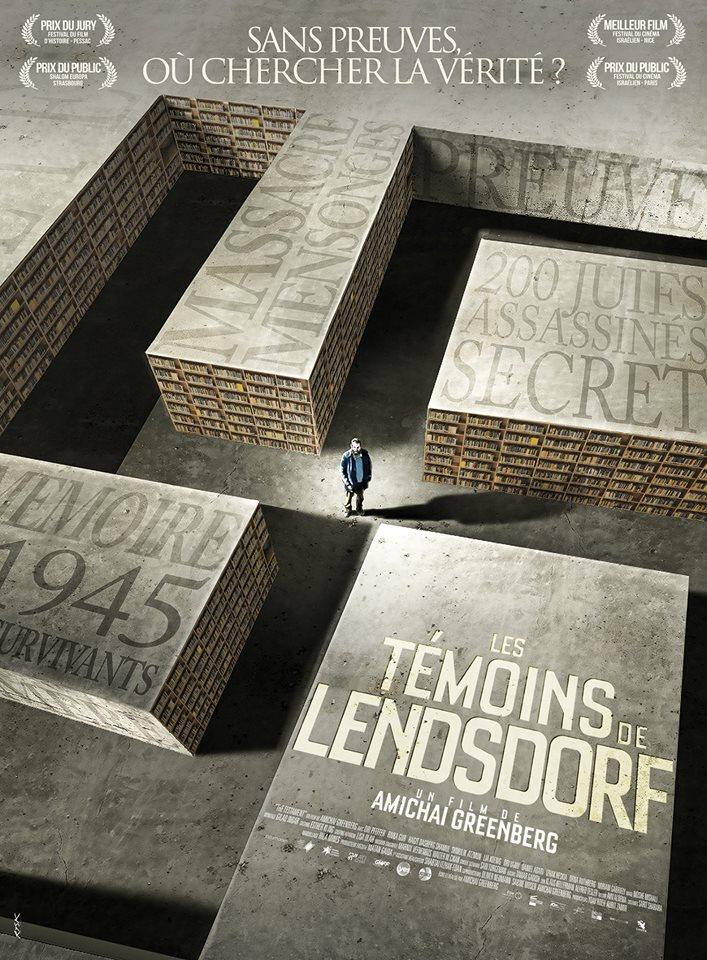 Les témoins de Lendsdorf, d'Amichai Greenberg