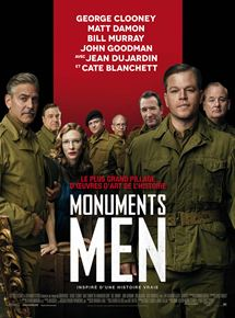 Monuments Men, de George Clooney