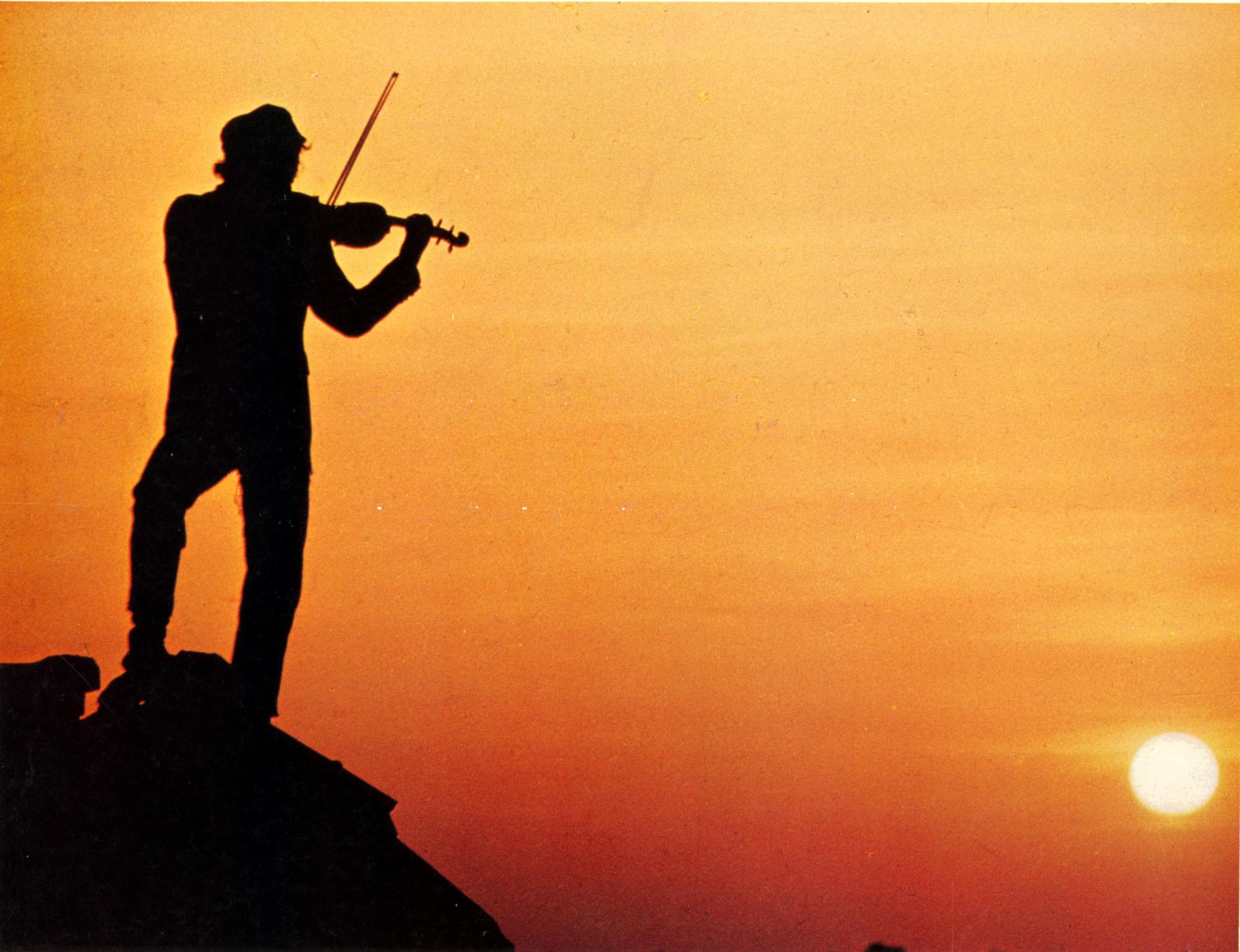 Un violon sur le toit, de Norm