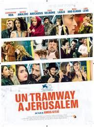Un tramway à Jérusalem, de Amos Gitaï