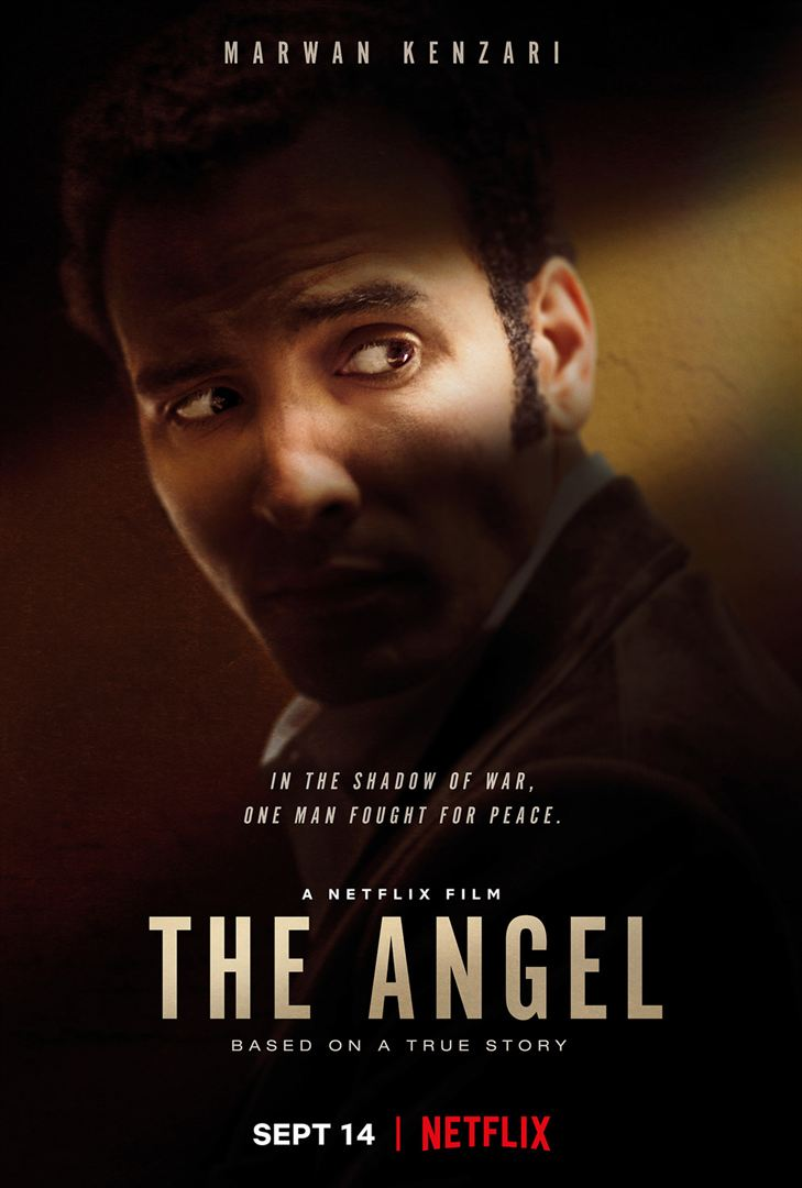 L'ange du Mossad, de Ariel Vromen