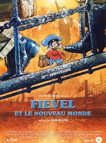 Fievel et le nouveau monde, de Don Bluth