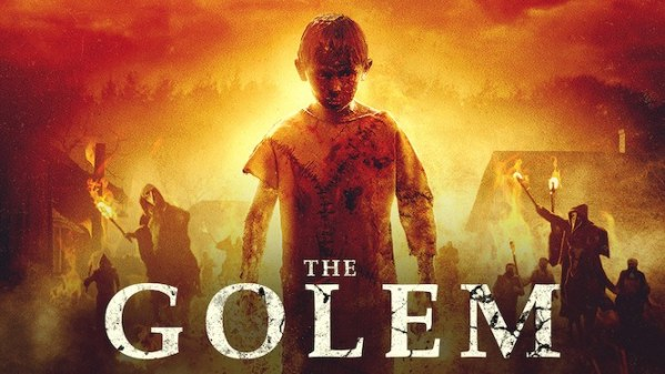 The Golem, de Daron Paz