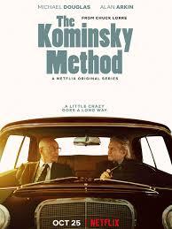 Série: The Kominsky Method, de Chuck Lorre