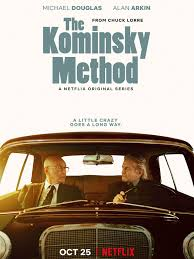 Série: The Kominsky Method, de Chuck Lorre