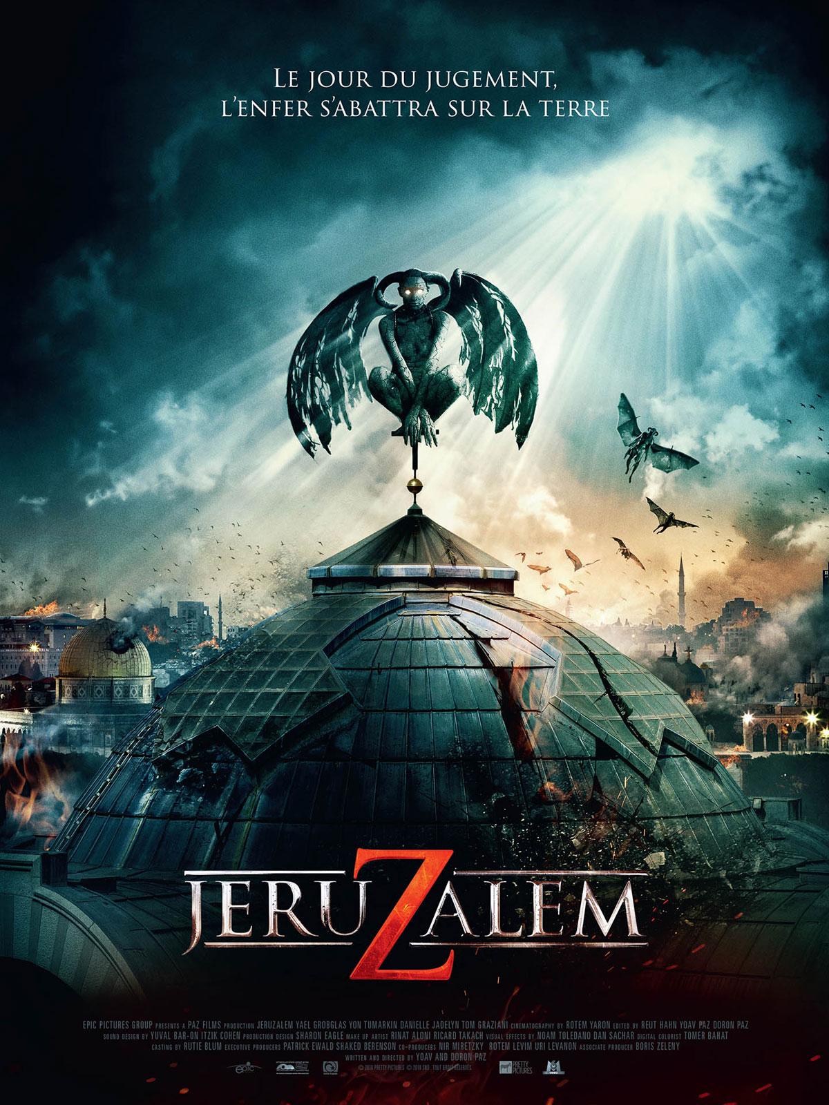 Jeruzalem, de Doron Paz et Yoav Paz