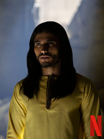 Série: Messiah, de  Michael Petroni