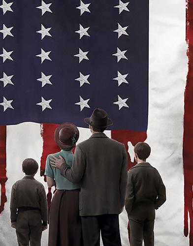 The Plot Against America, de Minkie Spiro