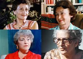 Mémoires de rescapés de la Shoah, les 4 soeurs,  de Claude Lanzmann