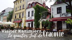 La part juive de Cracovie