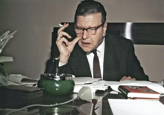 Otto Skorzeny, chef de commando nazi et agent du Mossad